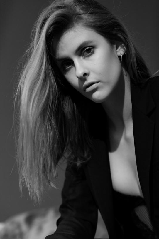 Portrait of Lana