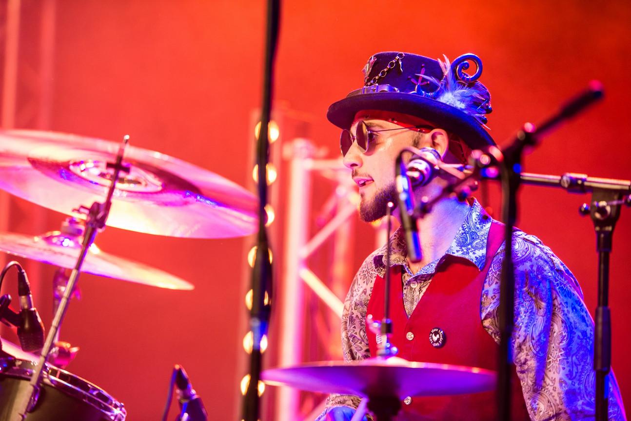Balkun Brothers @ B&W Bluesfestival