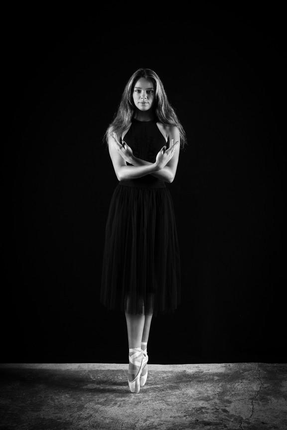 Portrait of Maja