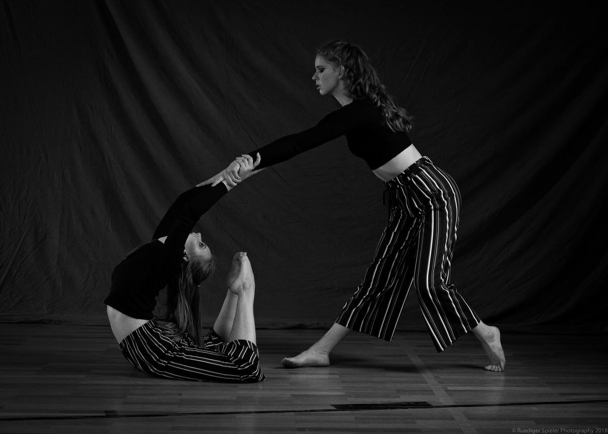 The Dance: Franka and Theresa