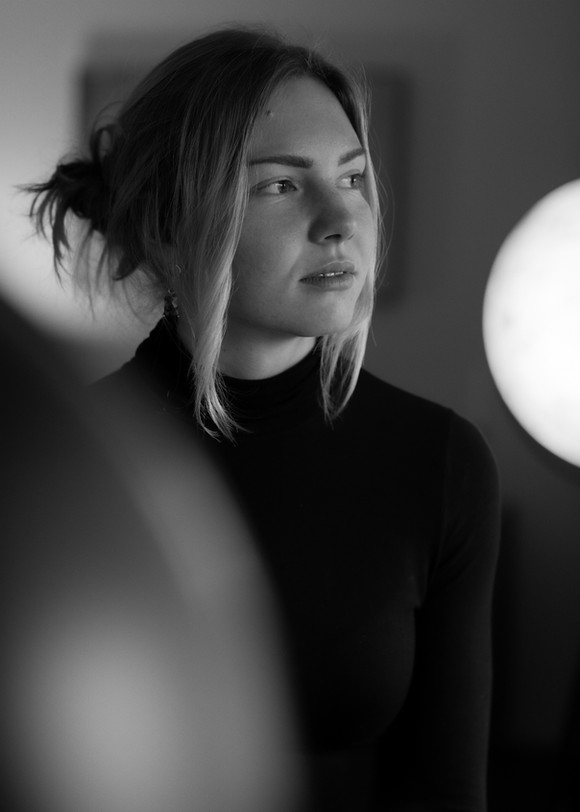 Portrait of Dana