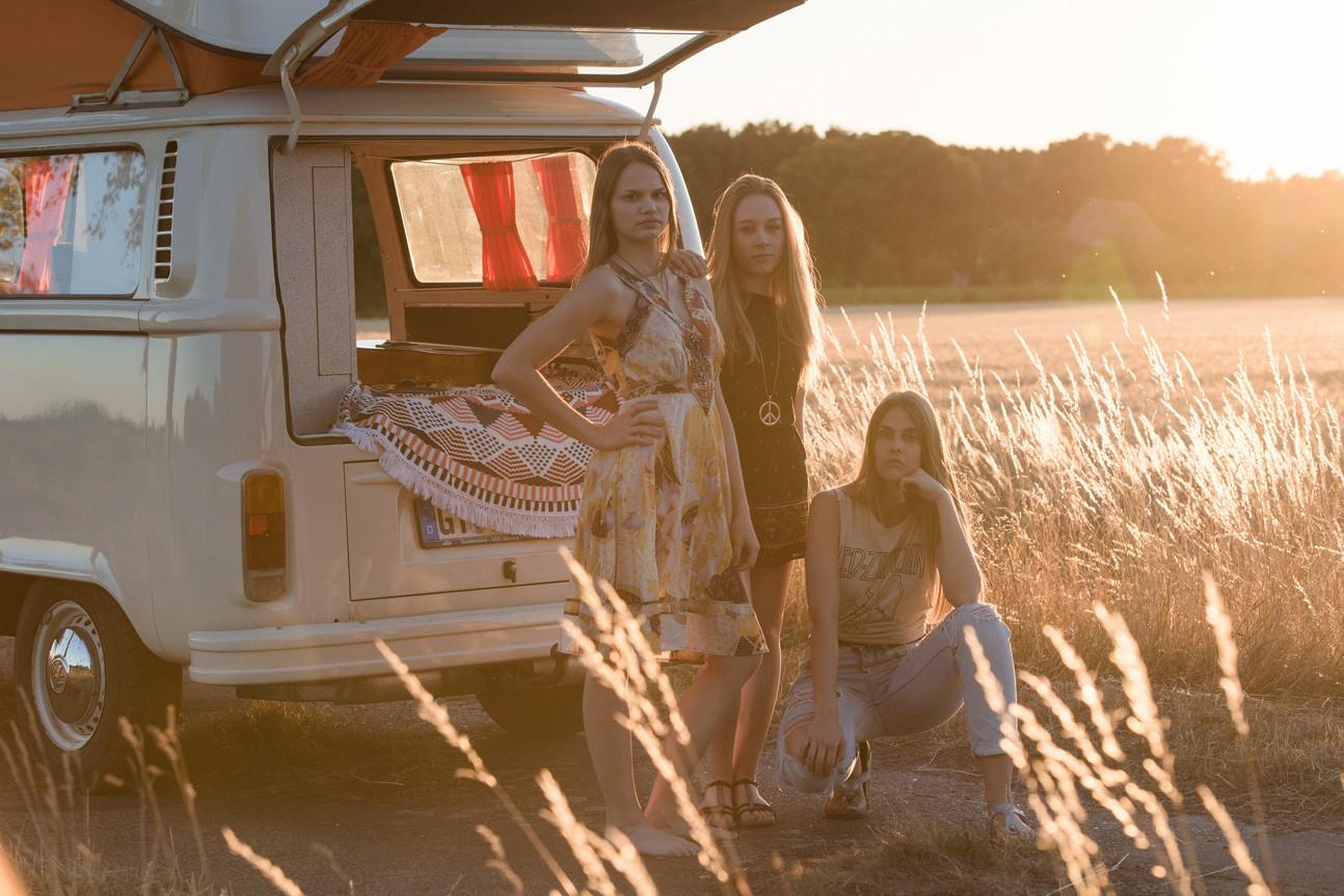 Trio Luisa, Viviane & Lana