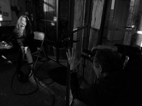 Ein Tag im Noir Studio / Noir Intense