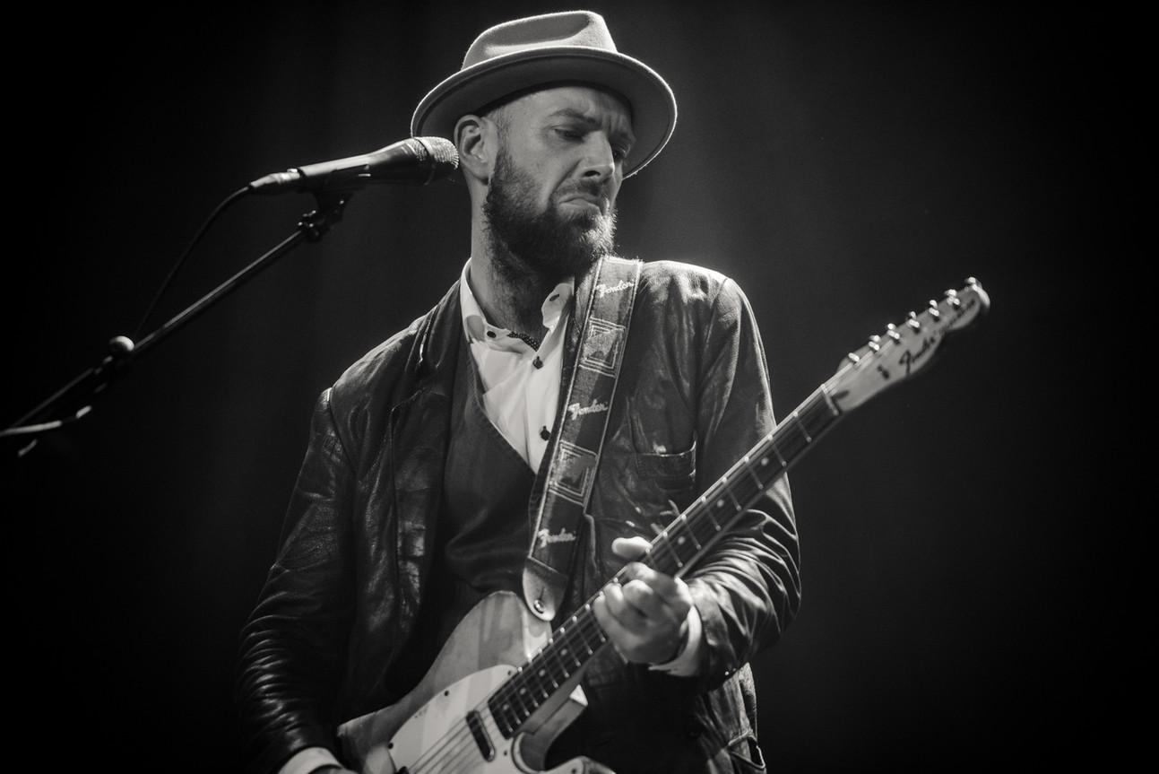 Henrik Freischlader @ B&W Bluesfestival