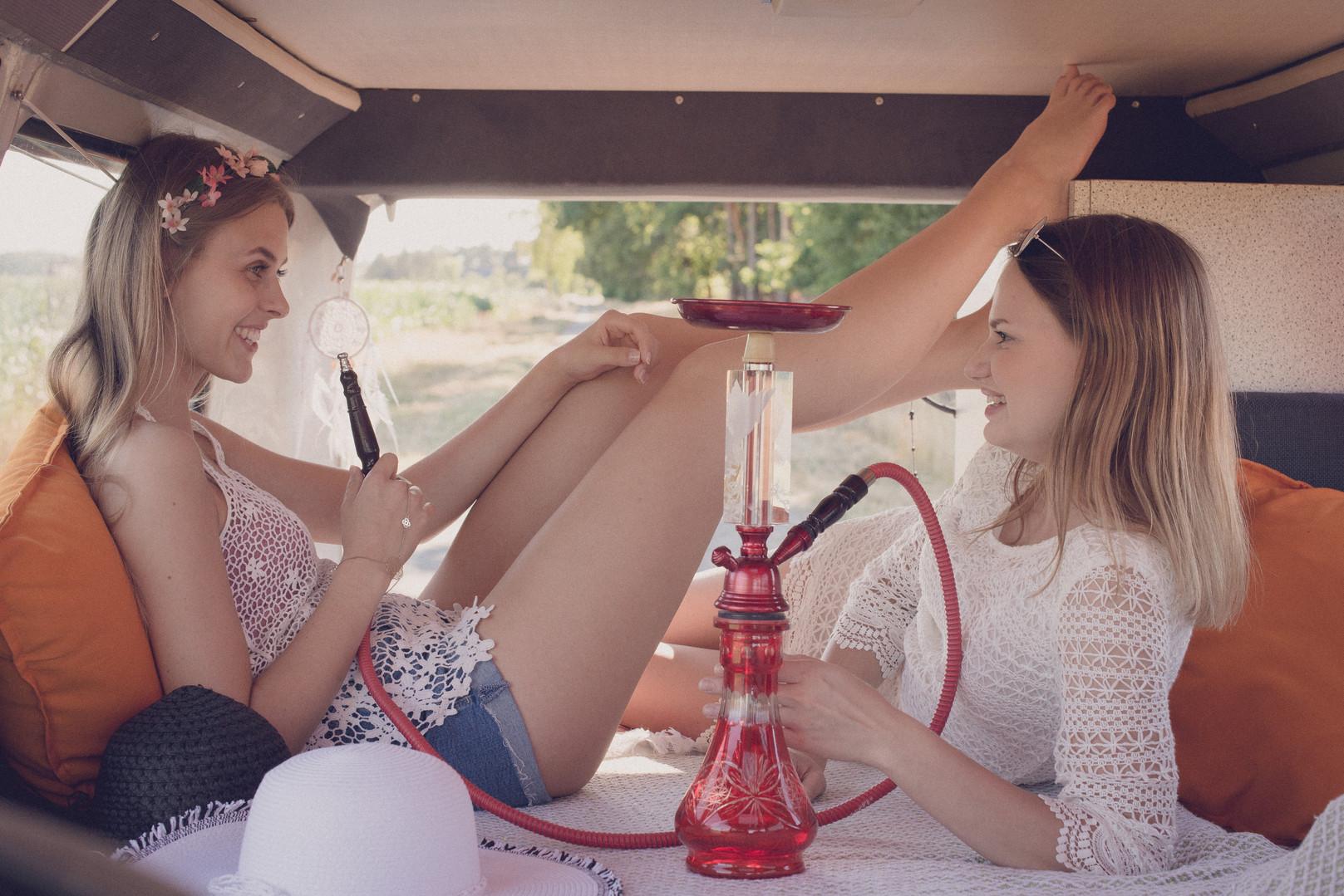 Flower Girls Lana & Luisa