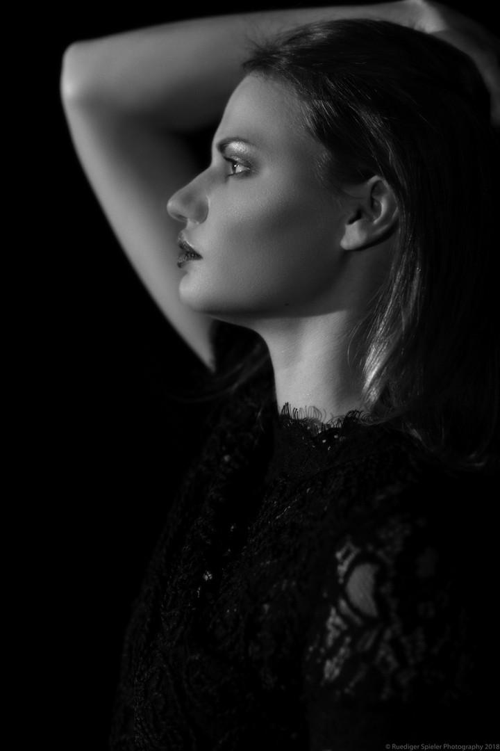 Portrait of Luisa
