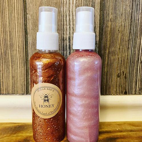 Body Shimmer Spray