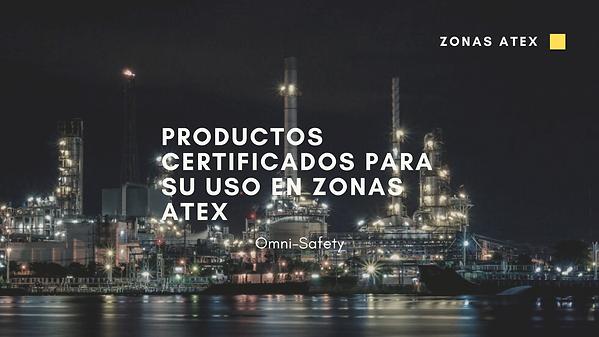Zonas ATEX Omni Safety