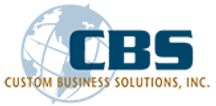Custom Business Solutions Company Logo