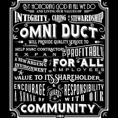 Mission Statement for OmniDuct