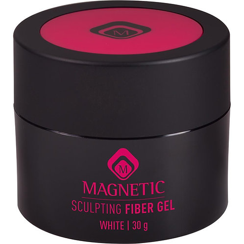 Sculpting Fiber Gel White 30gr