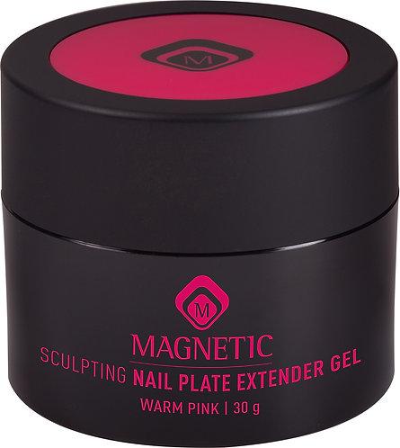 Sculpting Nail Plate Extender Warm Pink 30gr