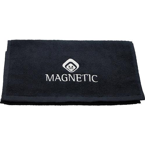 Magnetic Towel 30x50 Black