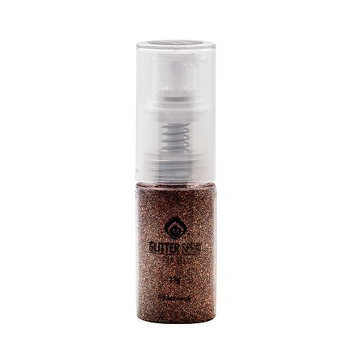 Glitter Spray Bronze