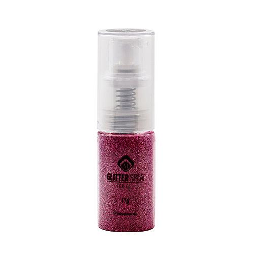 Glitter Spray Mauve