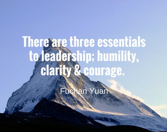 Leadership Essentials: Humility, Clarity & Courage