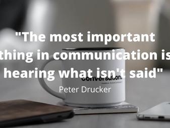 Listen More. Direct Less.