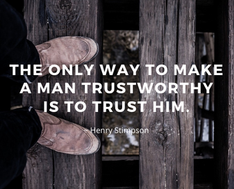 Trust - The Second Principle of High Performing Teams
