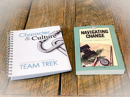 Team Trek Character and Culture