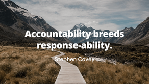 Accountability: the Forgotten Competency