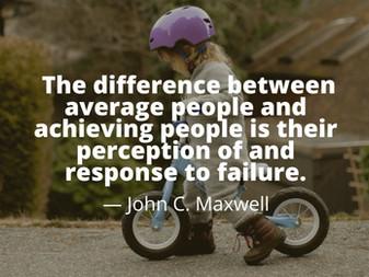 100% Responsibility & Failure