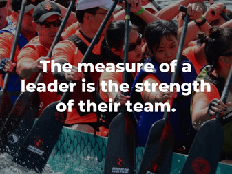 High Performing Teams Start with Leadership