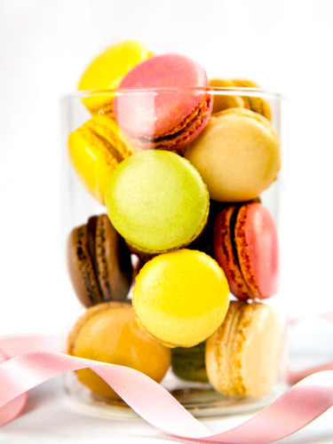 Photographie macaron - Photographie culinaire