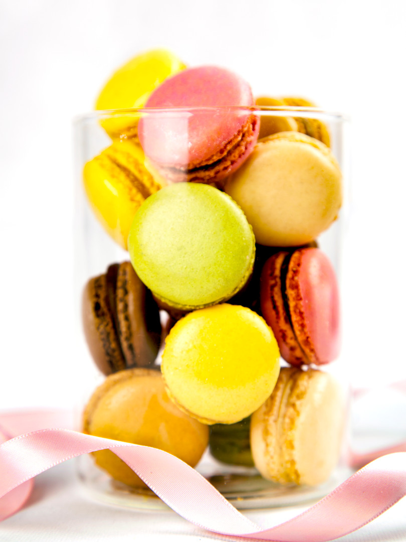 Photographie macaron - Photographie culinaire
