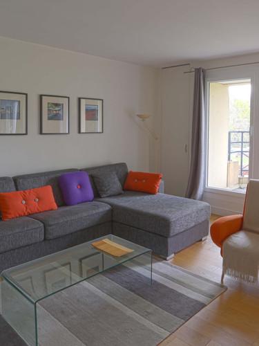 Photographie d'intérieur - salon appartement