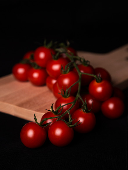 Photographie tomate - Photographie culinaire