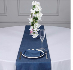 Dark Denim Table Runners