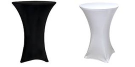 Spandex Highboy Table Covers