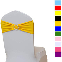 Spandex Chair Sashes