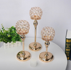 Bling Candlesticks