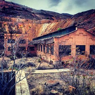 Abandoned Buildings of Arizona