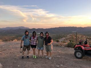 Sunset & ATV's