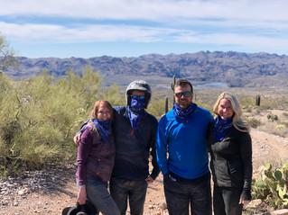 Gorgeous desert adventure