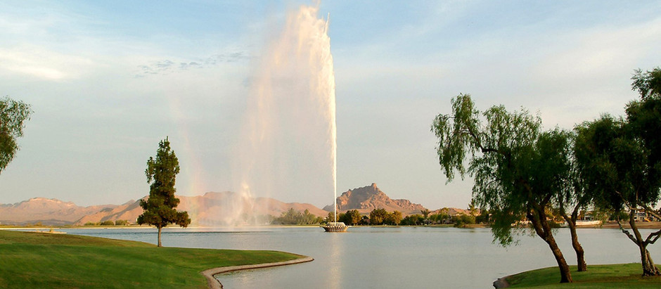 Up In the Air: Fountain Hills Puts On a Record-Setting Show