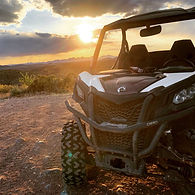 Maverick Trail UTV & A Sunset View