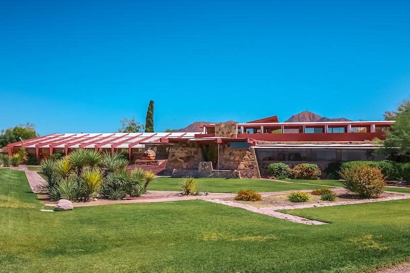 Frank Lloyd Wright's School of Architecture