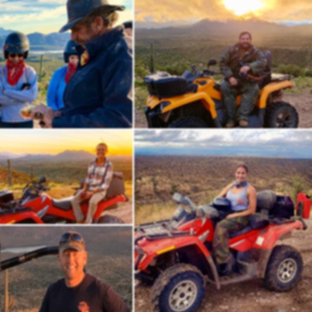 Desert Monsters Tour Guides