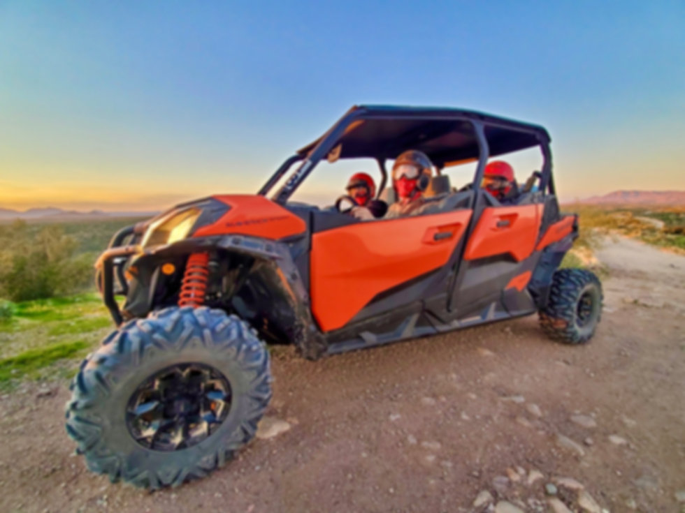 Utv Desert Tour in Phoenix Arizona