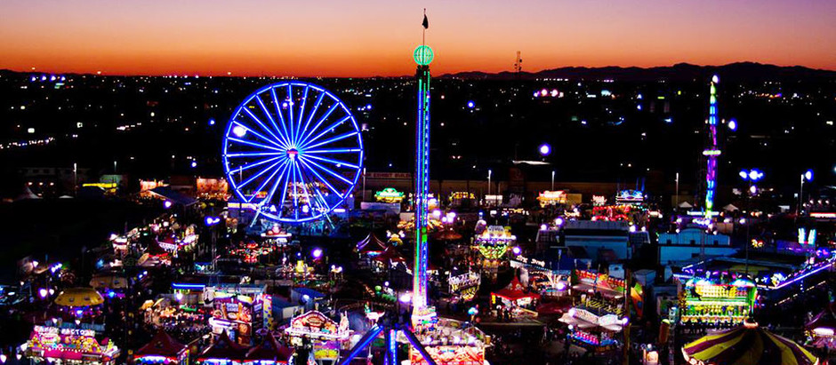 Why Do Over a Million People Attend the Arizona State Fair Each Year?