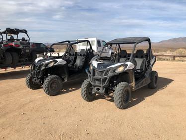Tour vehicles
