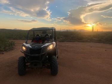 Gorgeous ride