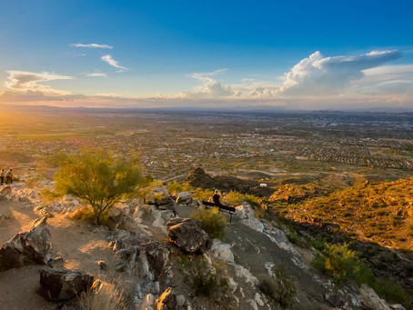 If Camelback's Too Crowded, Head South!