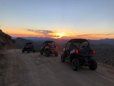 Sunset enough said