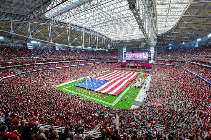 Arizona Cardinals game day