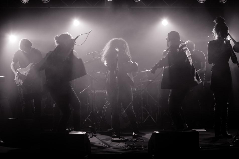 Concert groupe de musique