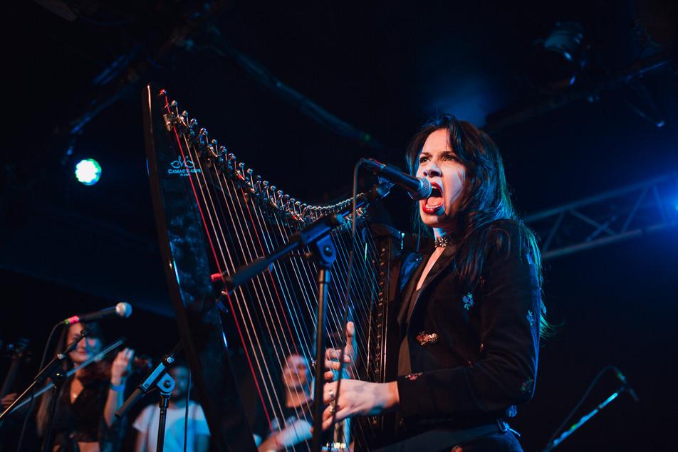 Concert musique harpe